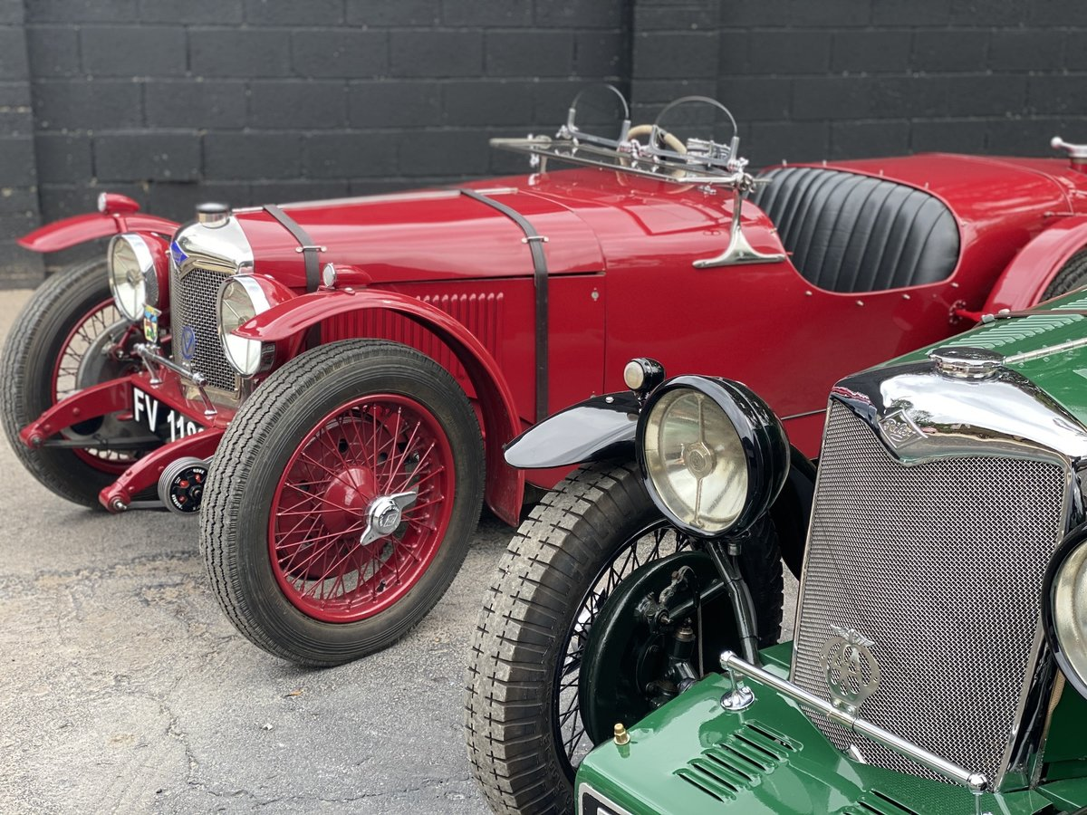1930 Riley Nine 'Brooklands Evocation' built by Allen Clear For Sale (picture 20 of 20)