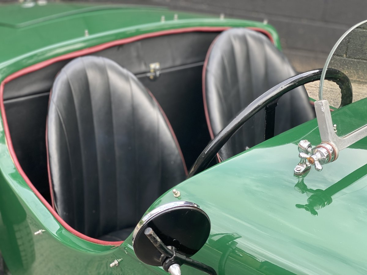 1934 Riley Nine Special For Sale (picture 10 of 24)