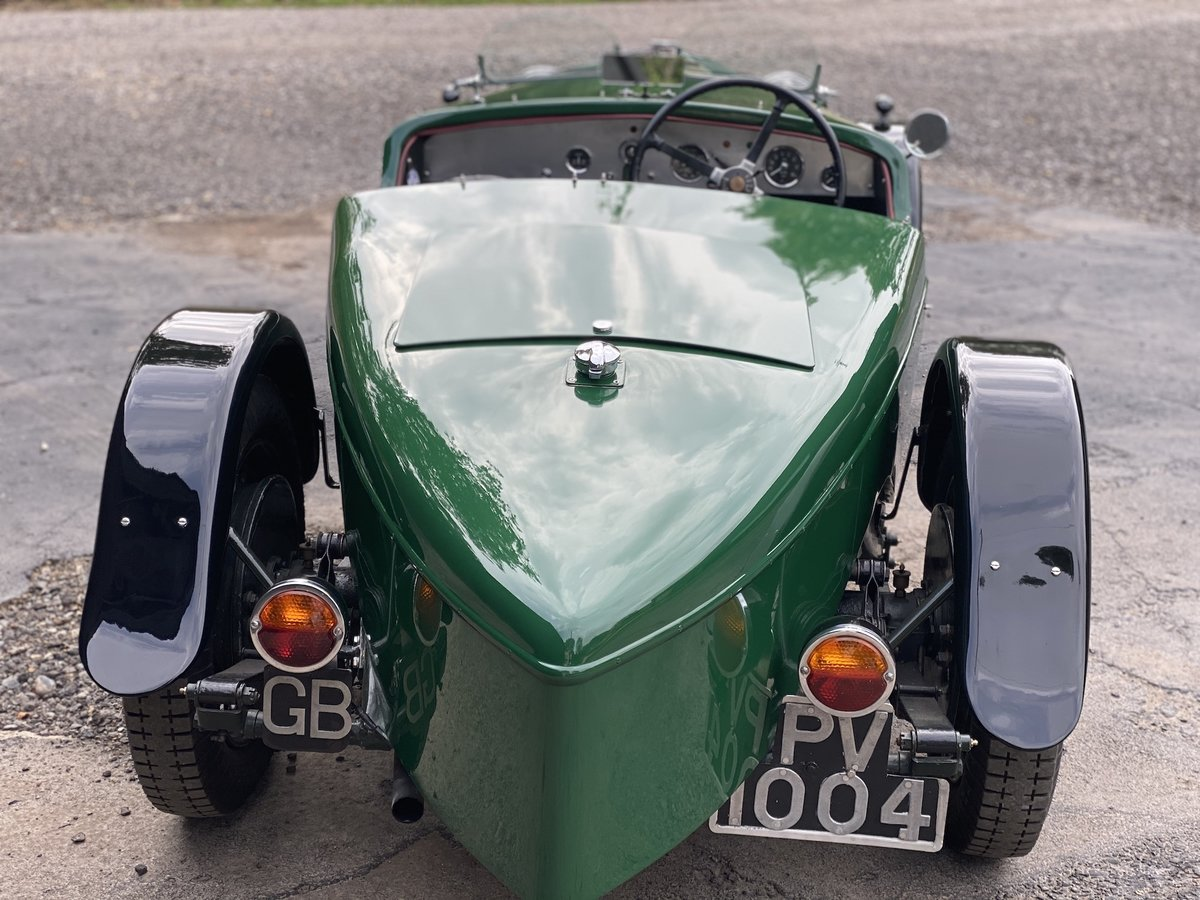 1934 Riley Nine Special For Sale (picture 11 of 24)
