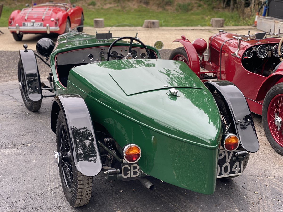 1934 Riley Nine Special For Sale (picture 17 of 24)