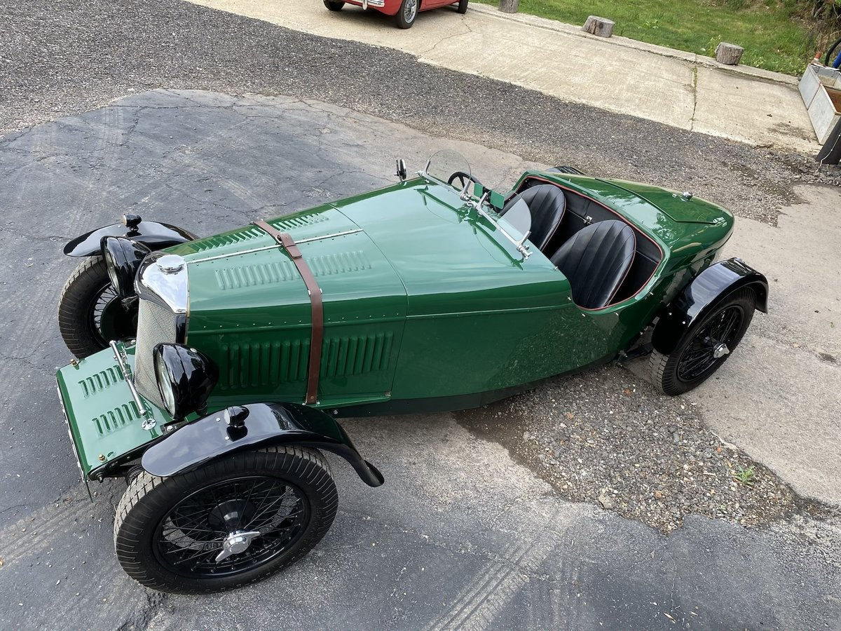 1934 Riley Nine Special For Sale (picture 21 of 24)
