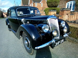 Picture of 1949 1.5 Ltr Riley RMA