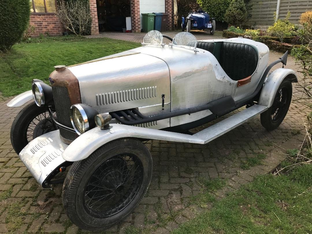 Picture of 1930 Vintage 9hp Oily Rag Special For Sale