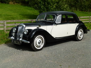Picture of 1950 RILEY RMA .Exceptional condition