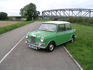 1966 Riley Elf Historic Vehicle
