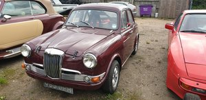 Picture of 1955 Riley One-Point-Five historic racing car, ex-Goodwood R SOLD