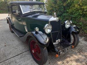 1932 Riley Monaco