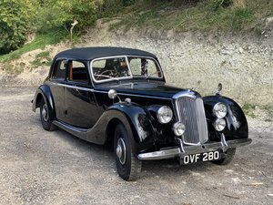 1953  Riley 2 ½ Litre 'RMF'