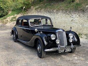1953 Riley 2 ½ Litre 'RMF'