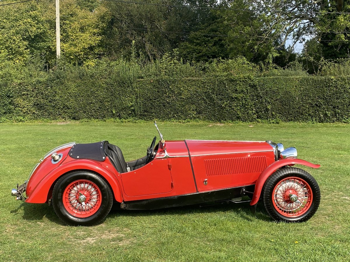 1937 Riley Sprite 12/4 Evocation For Sale (picture 3 of 24)