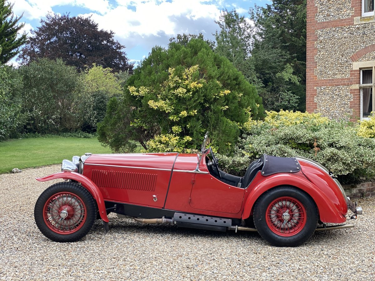 1937 Riley Sprite 12/4 Evocation For Sale (picture 15 of 24)