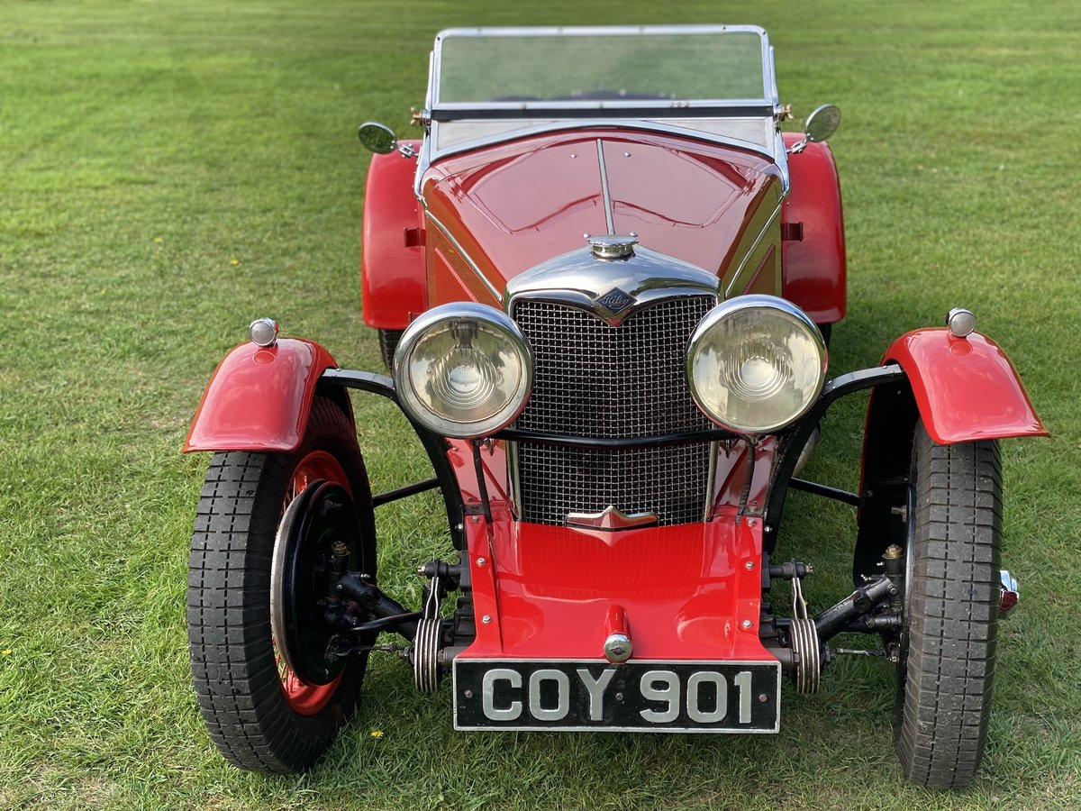 1937 Riley Sprite 12/4 Evocation For Sale (picture 17 of 24)