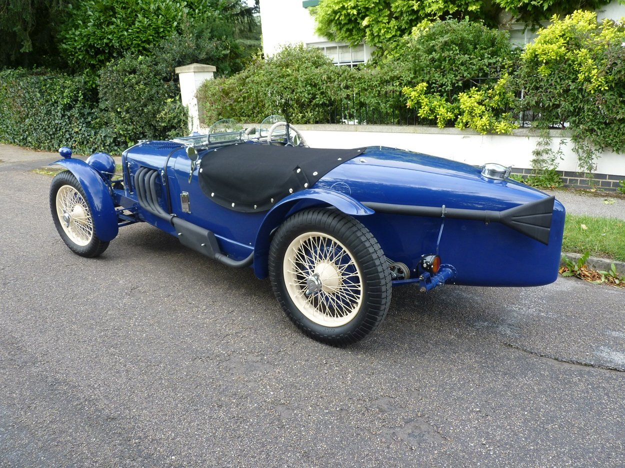 1936 Riley 12/4 Road/Race Special SOLD (picture 6 of 6)