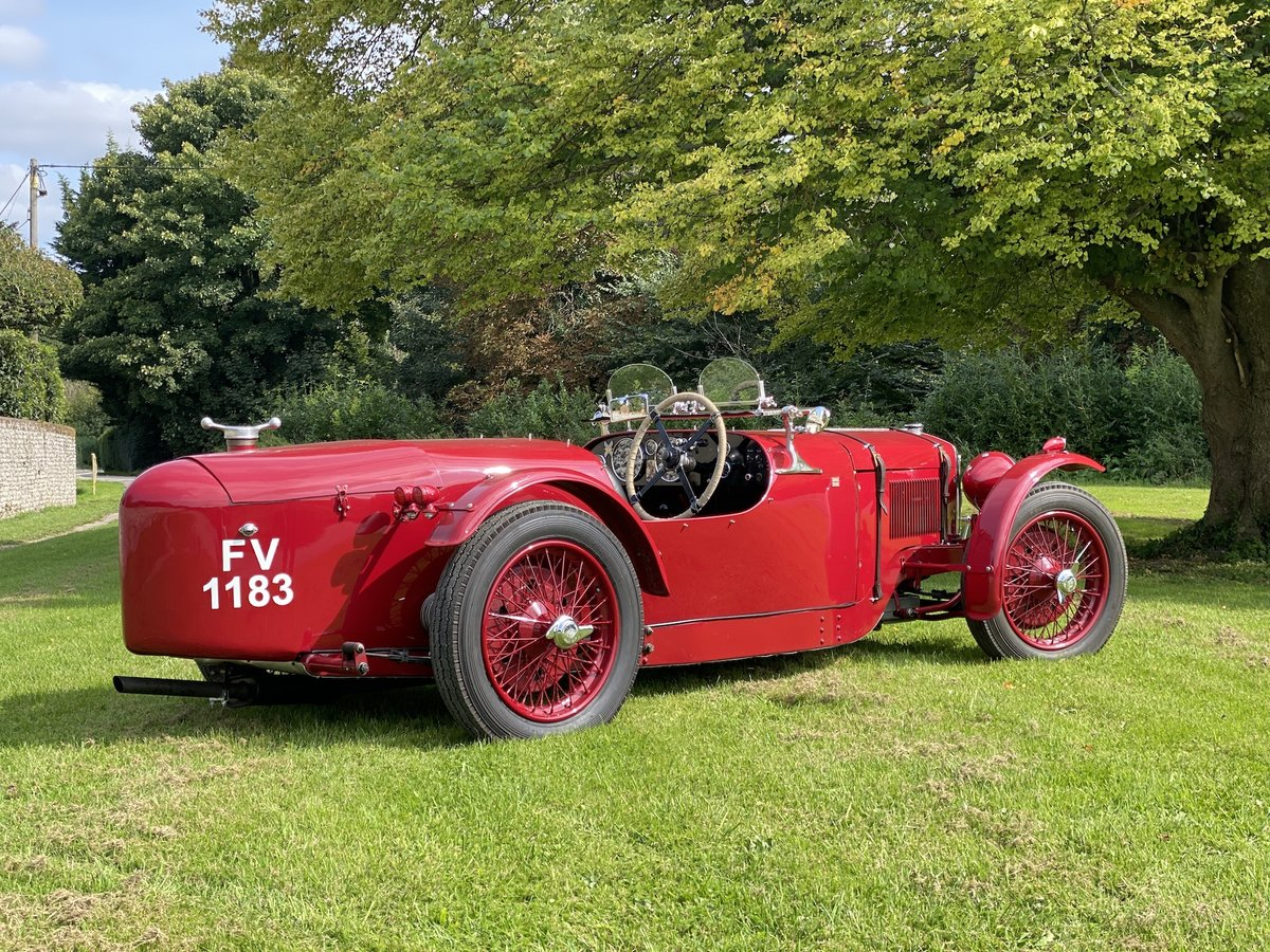 1930 Riley 9 Brooklands Evocation built by Allen Clear For Sale (picture 1 of 18)