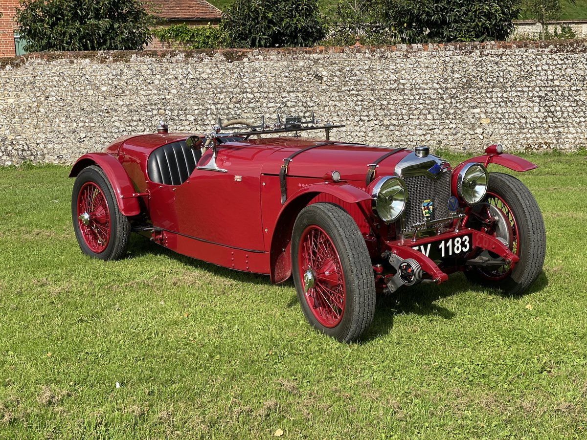 1930 Riley 9 Brooklands Evocation built by Allen Clear For Sale (picture 2 of 18)