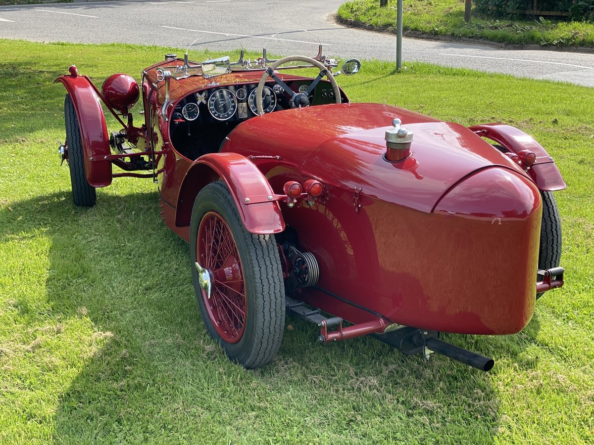 1930 Riley 9 Brooklands Evocation built by Allen Clear For Sale (picture 7 of 18)