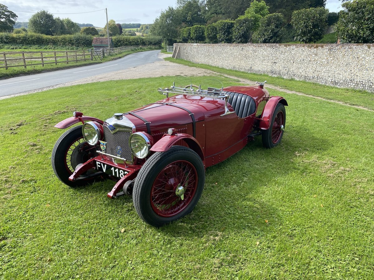 1930 Riley 9 Brooklands Evocation built by Allen Clear For Sale (picture 8 of 18)