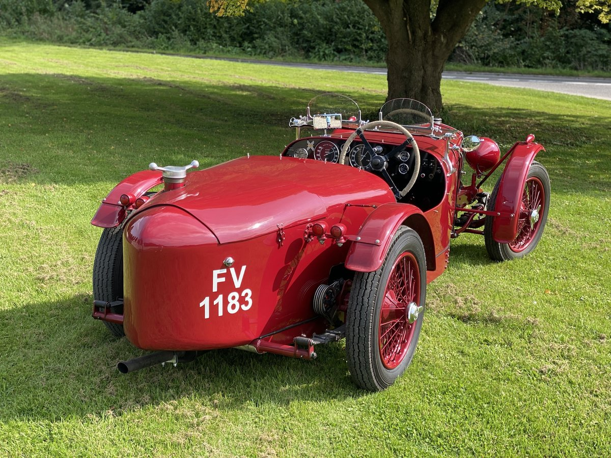 1930 Riley 9 Brooklands Evocation built by Allen Clear For Sale (picture 10 of 18)