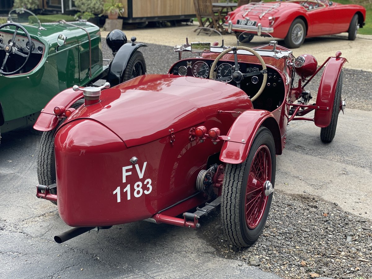 1930 Riley 9 Brooklands Evocation built by Allen Clear For Sale (picture 15 of 18)