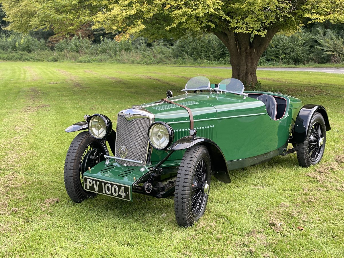 1934 Riley Nine Special For Sale (picture 1 of 24)