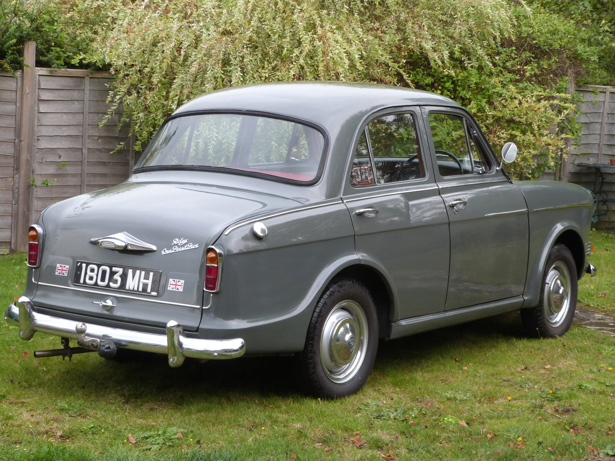 1960 Riley One Point Five Mk II.  ***SOLD*** SOLD (picture 2 of 6)