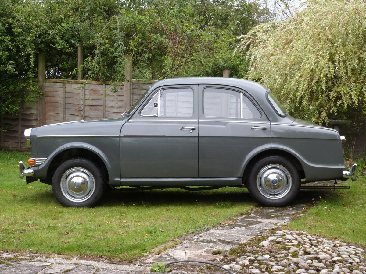 1960 Riley One Point Five Mk II.  ***SOLD*** SOLD (picture 3 of 6)