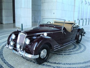 Riley RMC 2.5 Roadster