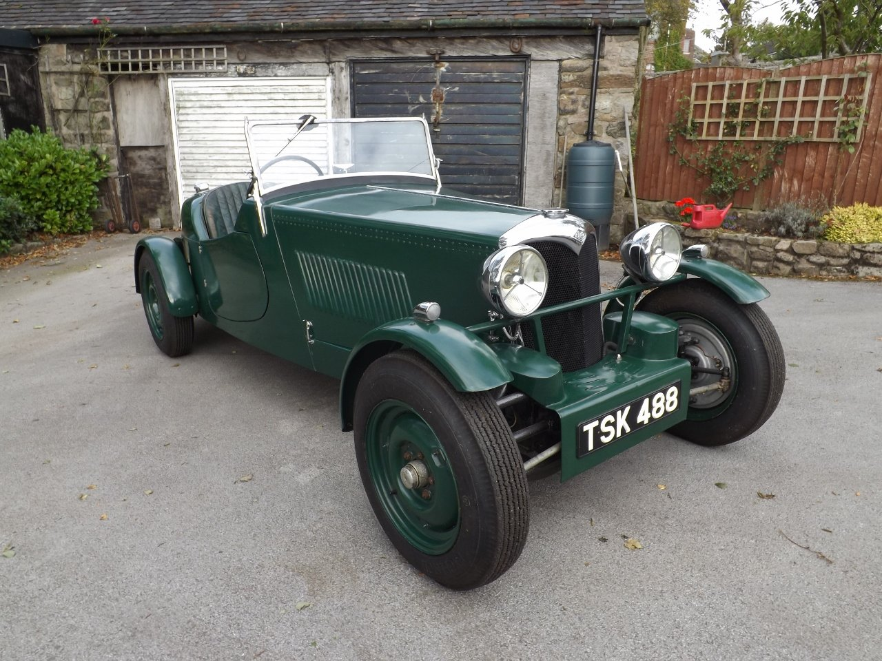 Picture of 1953 Riley Lincoln V12 Special For Sale