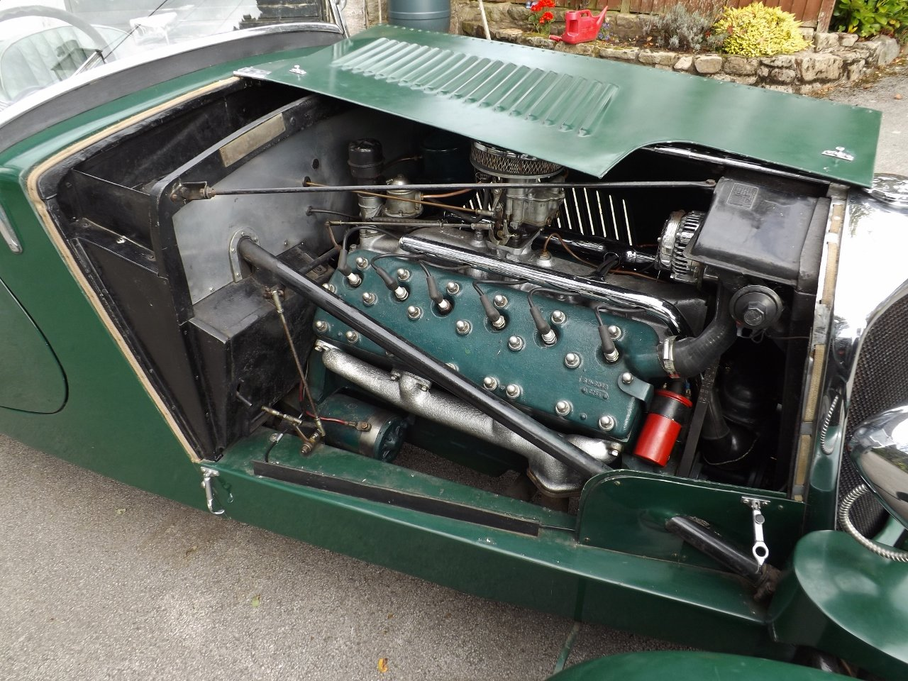 1953 Riley Lincoln V12 Special For Sale (picture 2 of 6)