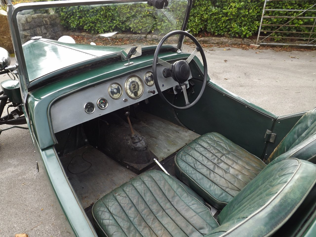 1953 Riley Lincoln V12 Special For Sale (picture 3 of 6)