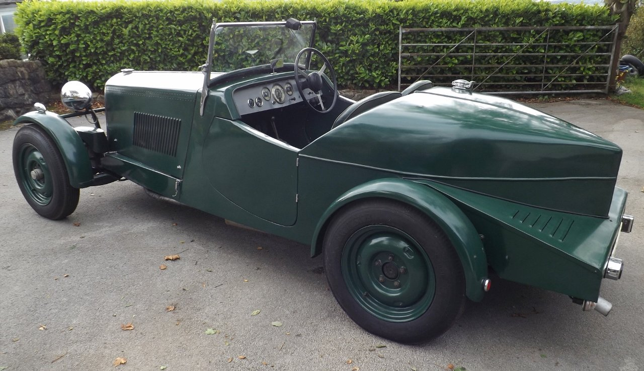 1953 Riley Lincoln V12 Special For Sale (picture 4 of 6)