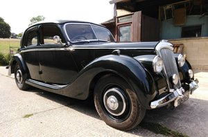 Picture of 1952 Riley RMA Saloon