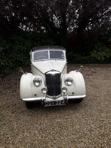 Picture of 1951 Riley RMB Saloon now  SOLD