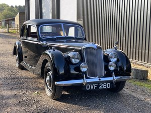 Picture of 1953 Riley 2 ½ Litre 'RMF'