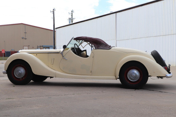1948 Riley RMC Roadster  LHD  Demonstrator/Prototype For Sale (picture 1 of 6)
