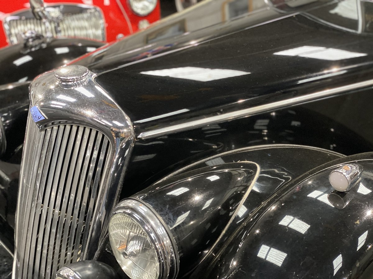 1953 Riley 2 ½ Litre 'RMF' SOLD (picture 17 of 24)