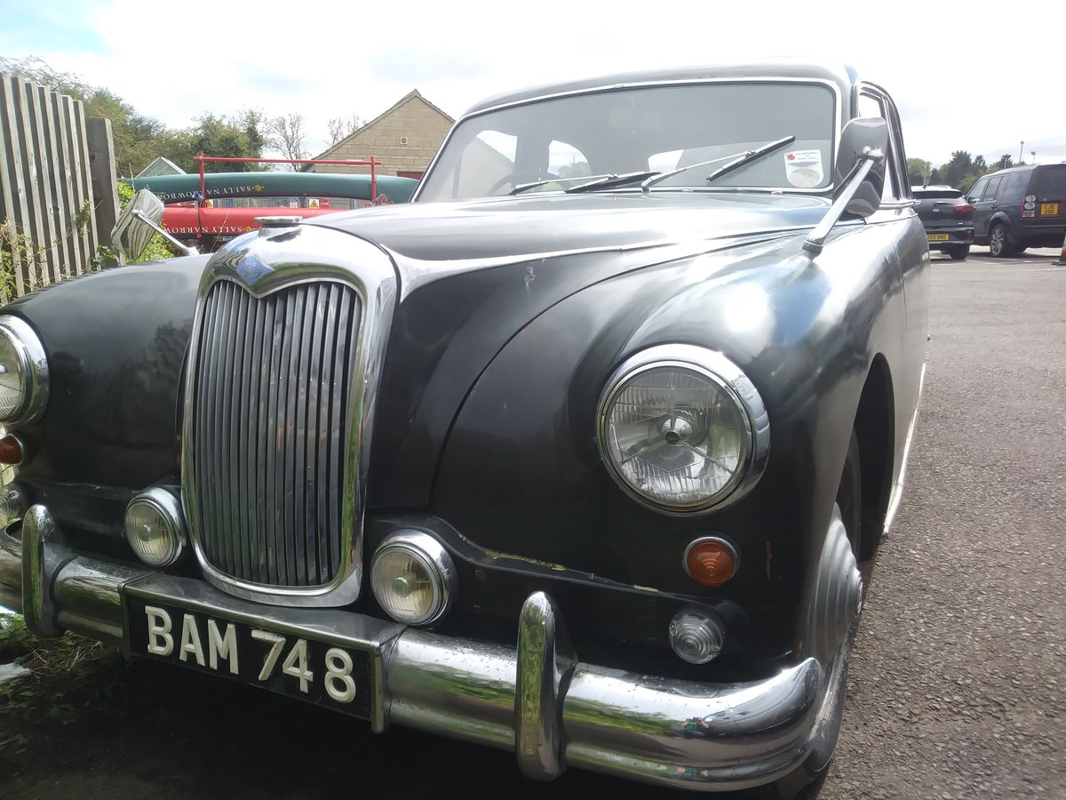 1955 Riley pathfinder SOLD (picture 1 of 6)