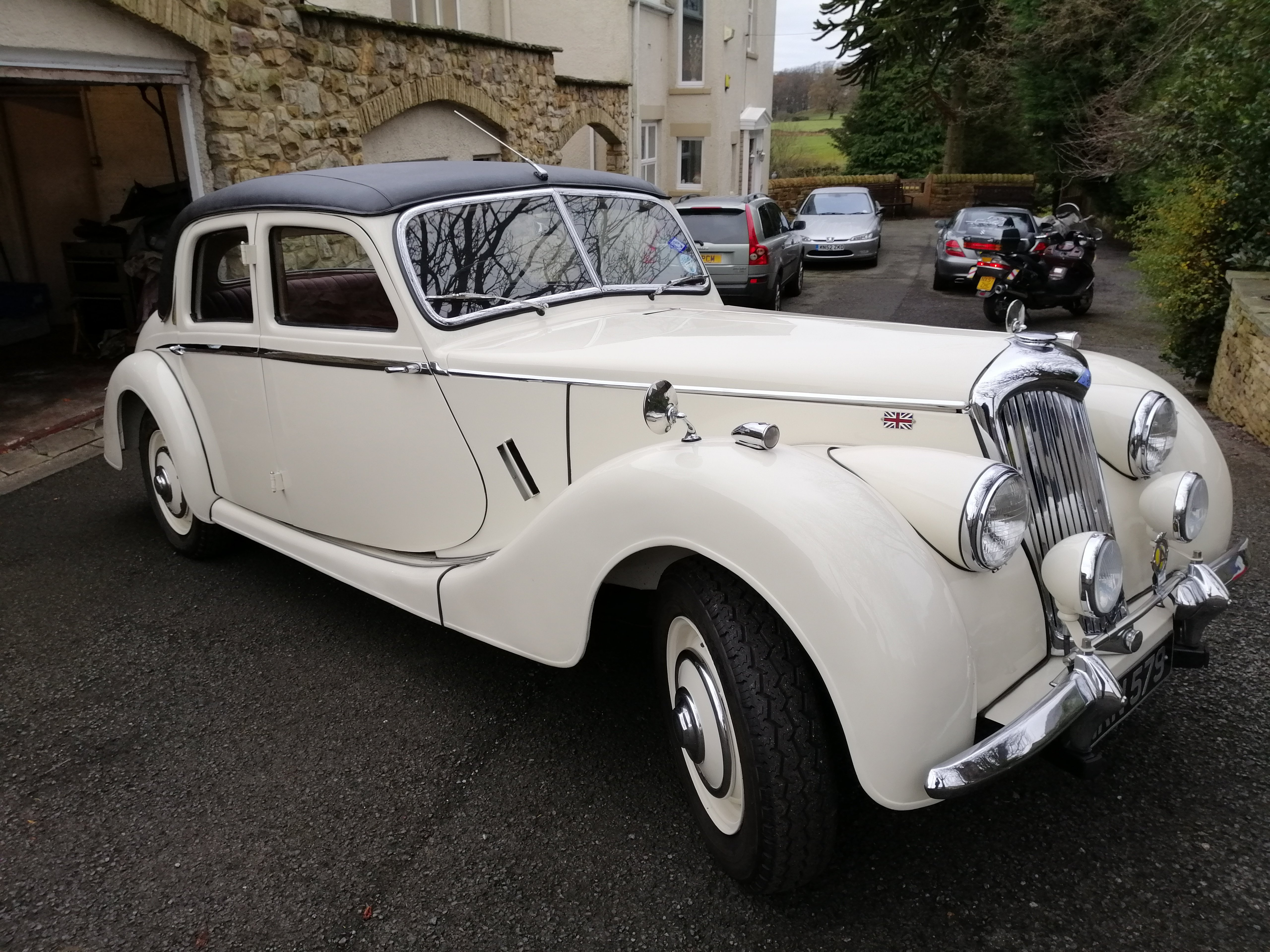 1949 Riley classic full restoration For Sale (picture 1 of 5)