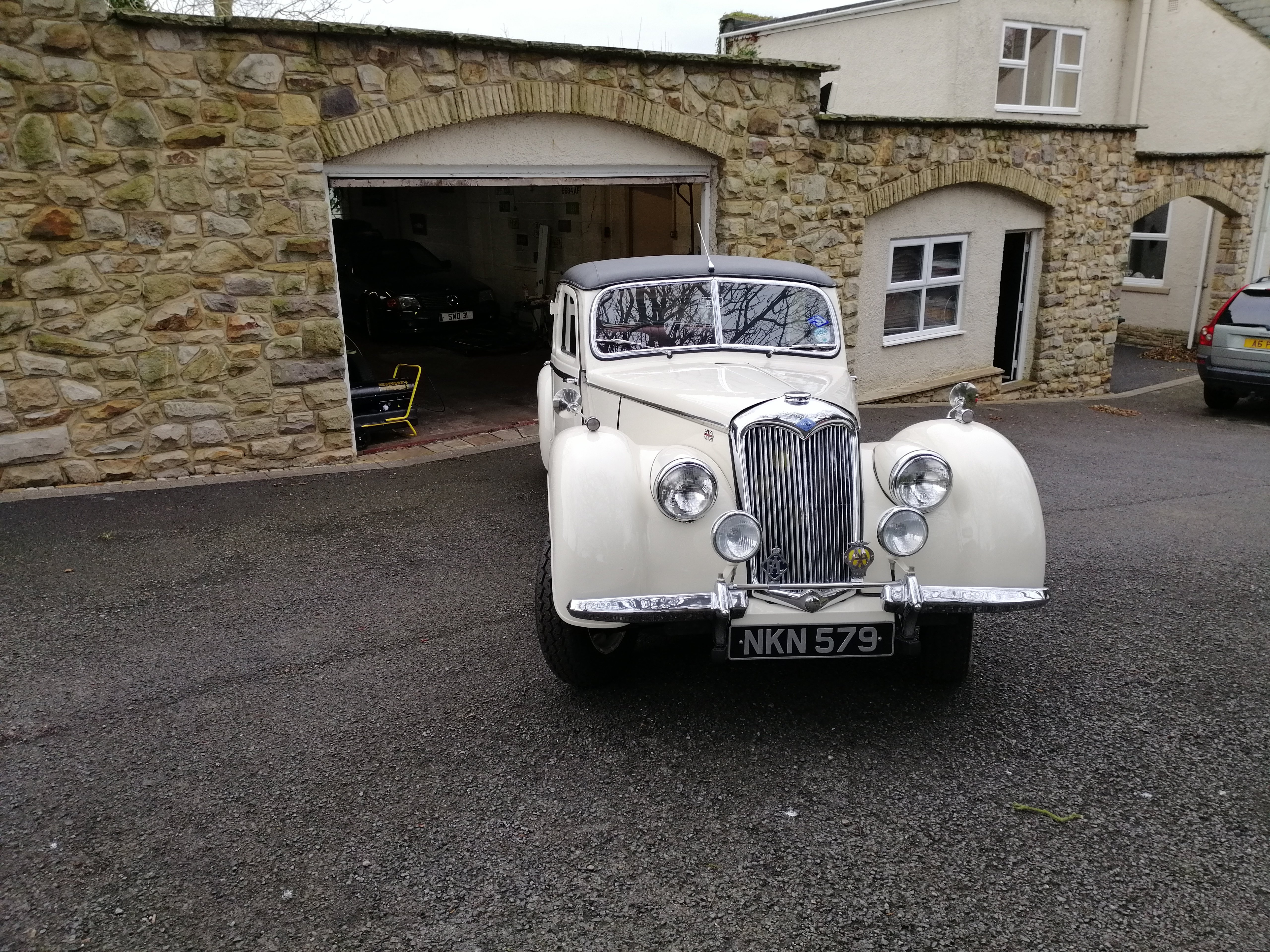 1949 Riley classic full restoration For Sale (picture 3 of 5)