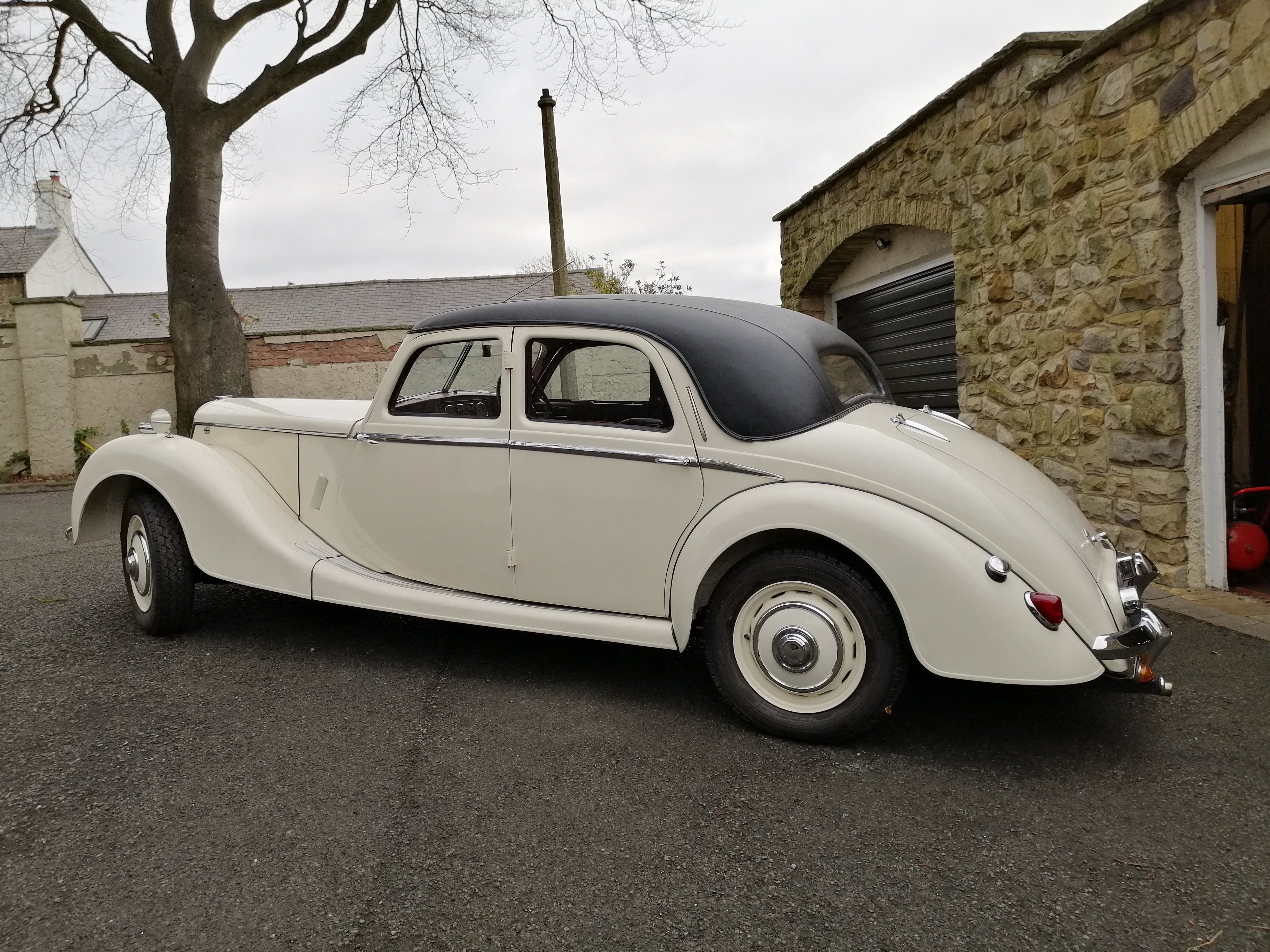 1949 Riley classic full restoration For Sale (picture 4 of 5)