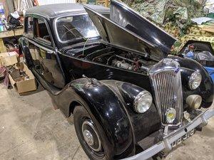 Rare 1953 Riley RMA classic