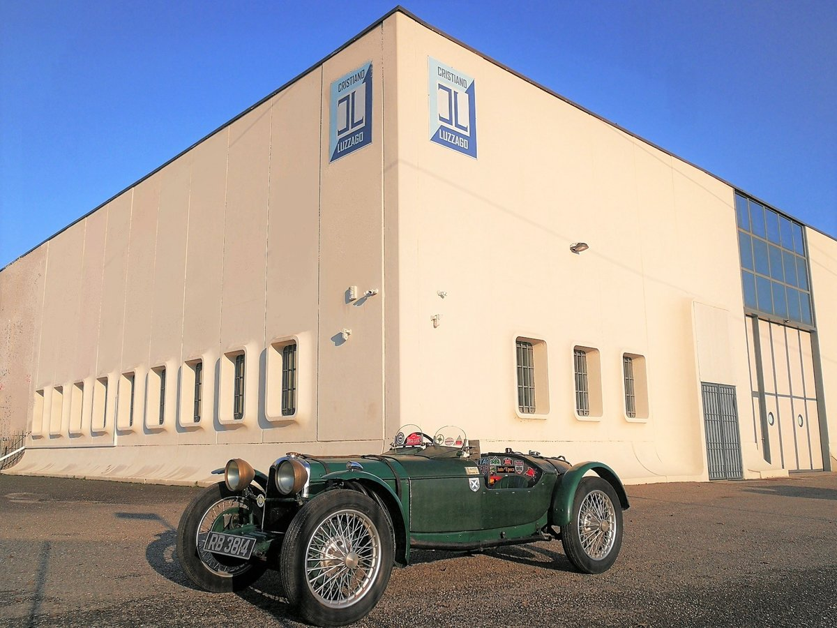 """1931 RILEY 9 special """"BROOKLANDS"""" For Sale (picture 1 of 12)"""