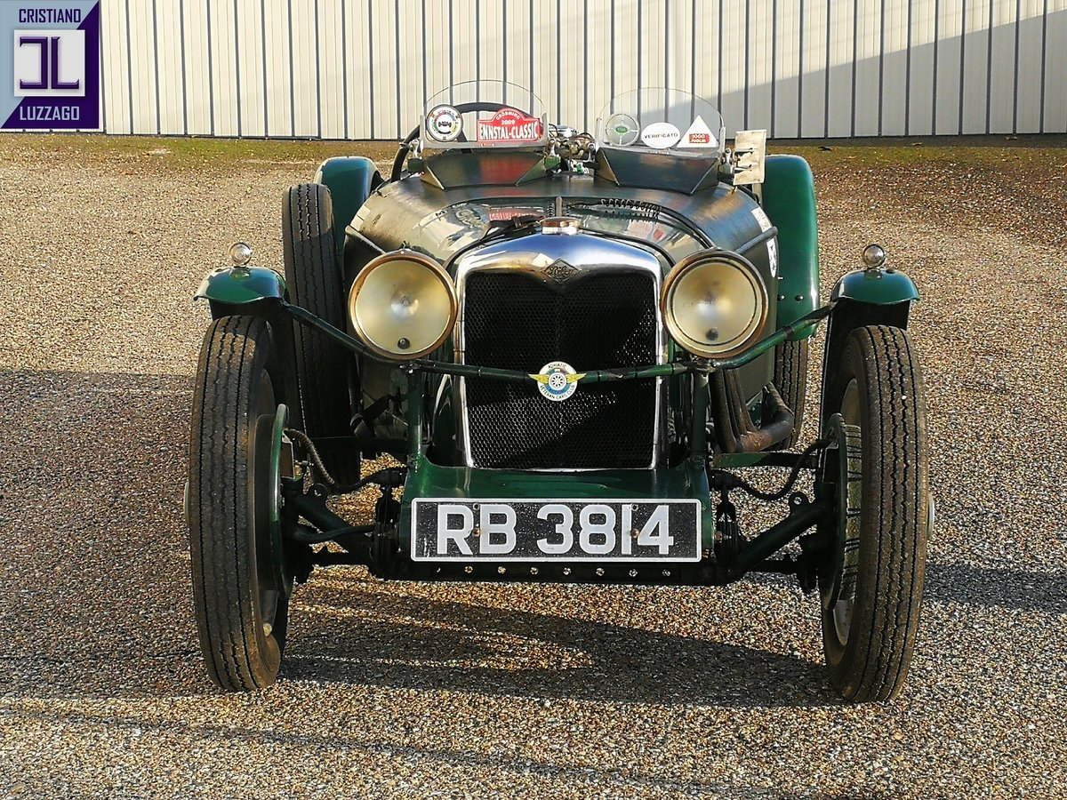 """1931 RILEY 9 special """"BROOKLANDS"""" For Sale (picture 3 of 12)"""