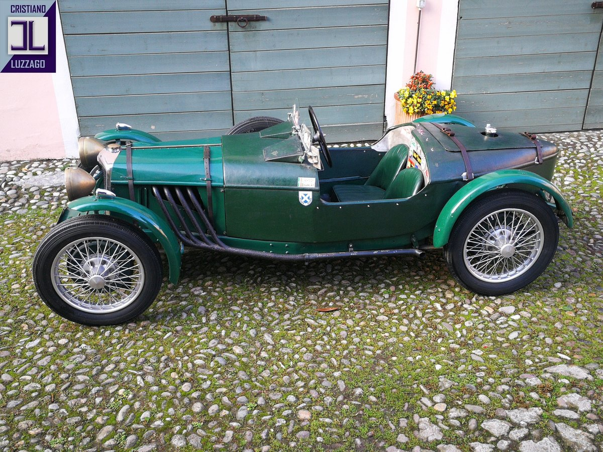 """1931 RILEY 9 special """"BROOKLANDS"""" For Sale (picture 4 of 12)"""