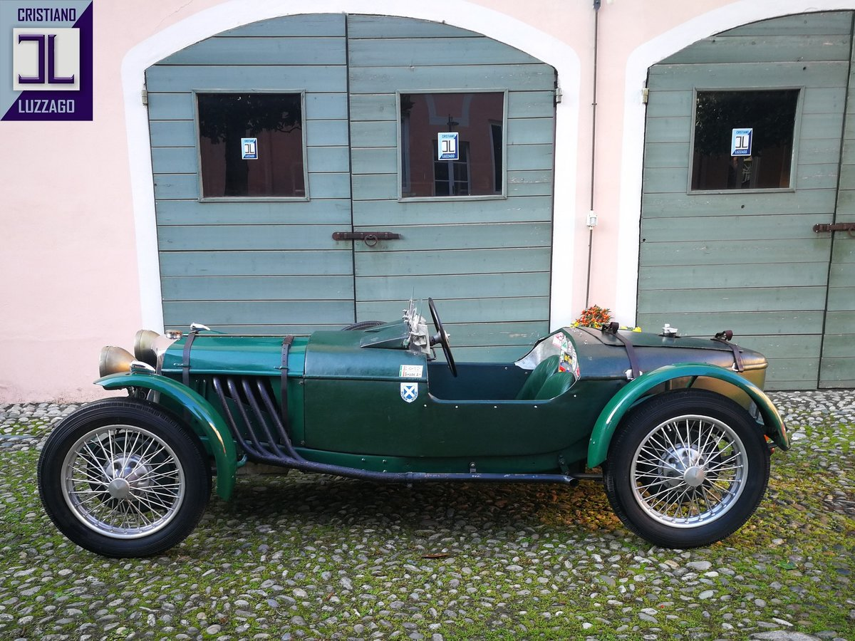 """1931 RILEY 9 special """"BROOKLANDS"""" For Sale (picture 5 of 12)"""