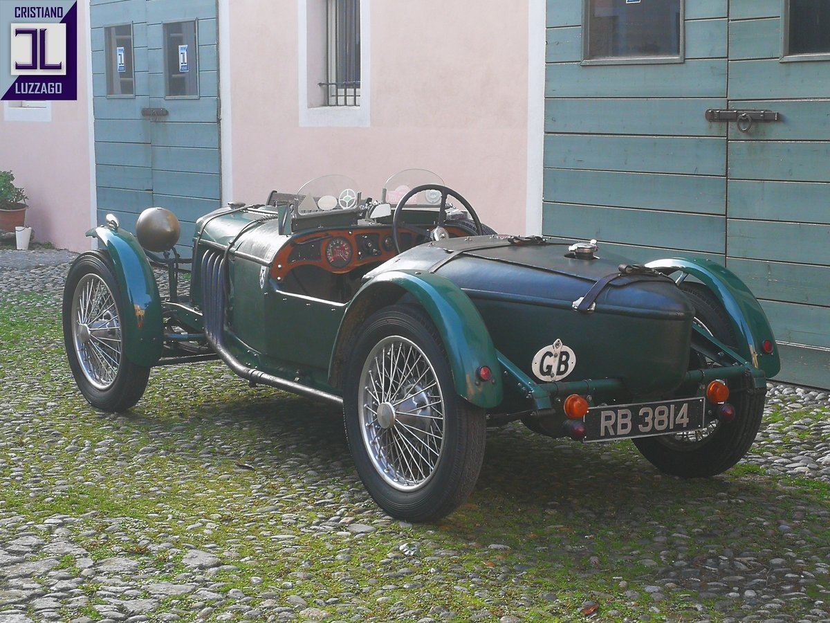 """1931 RILEY 9 special """"BROOKLANDS"""" For Sale (picture 6 of 12)"""