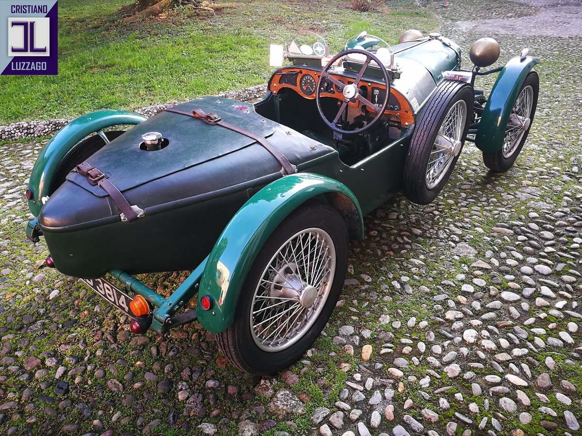 """1931 RILEY 9 special """"BROOKLANDS"""" For Sale (picture 7 of 12)"""