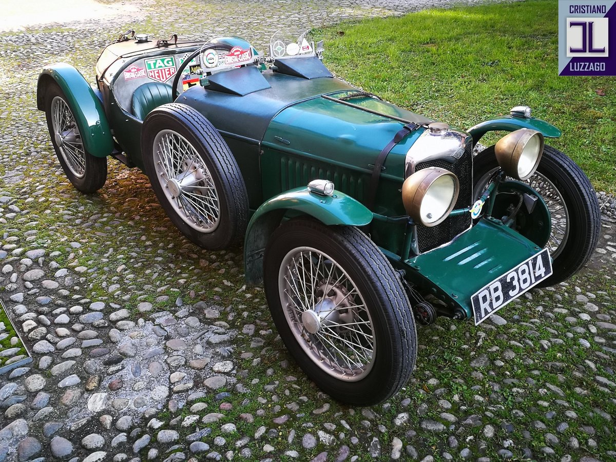 """1931 RILEY 9 special """"BROOKLANDS"""" For Sale (picture 8 of 12)"""