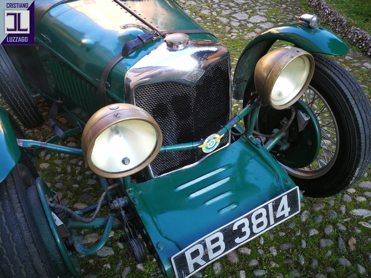 """1931 RILEY 9 special """"BROOKLANDS"""" For Sale (picture 9 of 12)"""