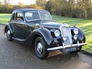 Picture of 1953 Riley RMF 2.5 Litre at ACA 13th and 14th February For Sale by Auction